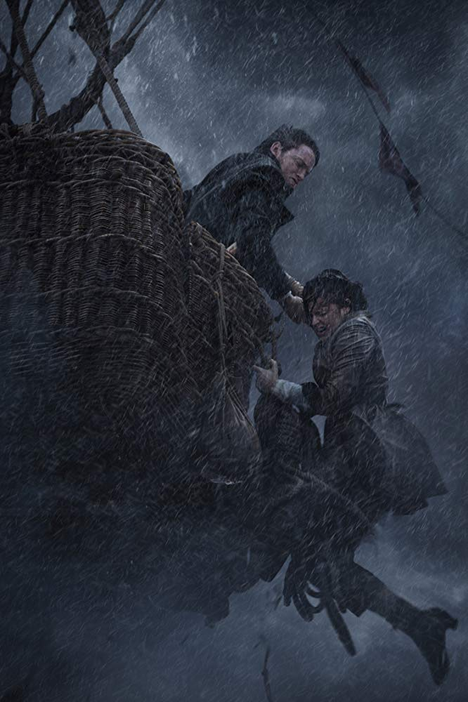 The Aeronauts, movie review, Lucas Mirabella