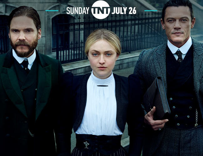the alienist, tnt