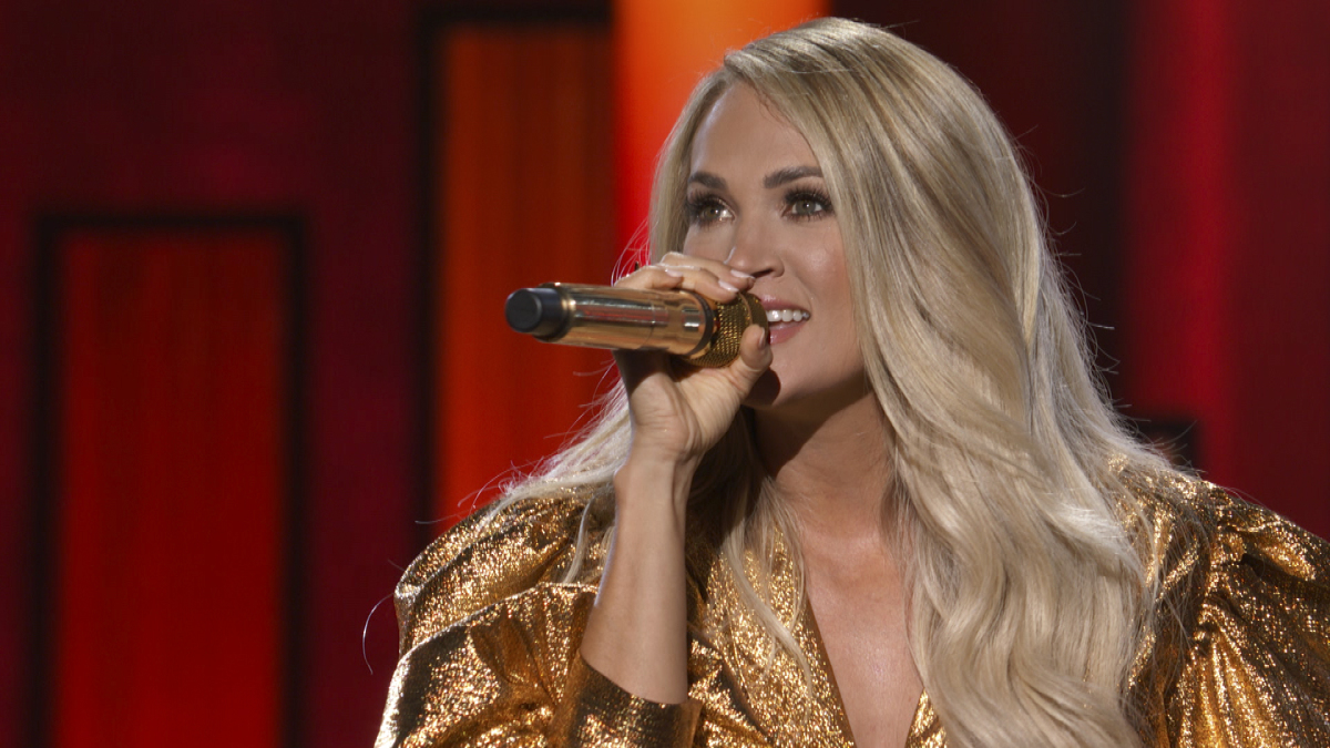 carrie underwood, acm, 2020, academy of country music awards
