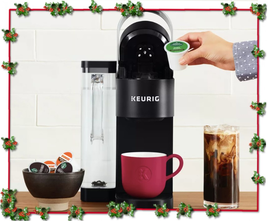 KEURIG® Keurig® K-Supreme® Single Serve Coffee Maker, black friday deal