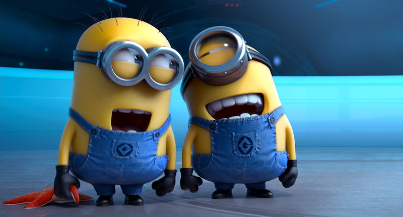 movie review despicable me 2 twice the minions twice the fun