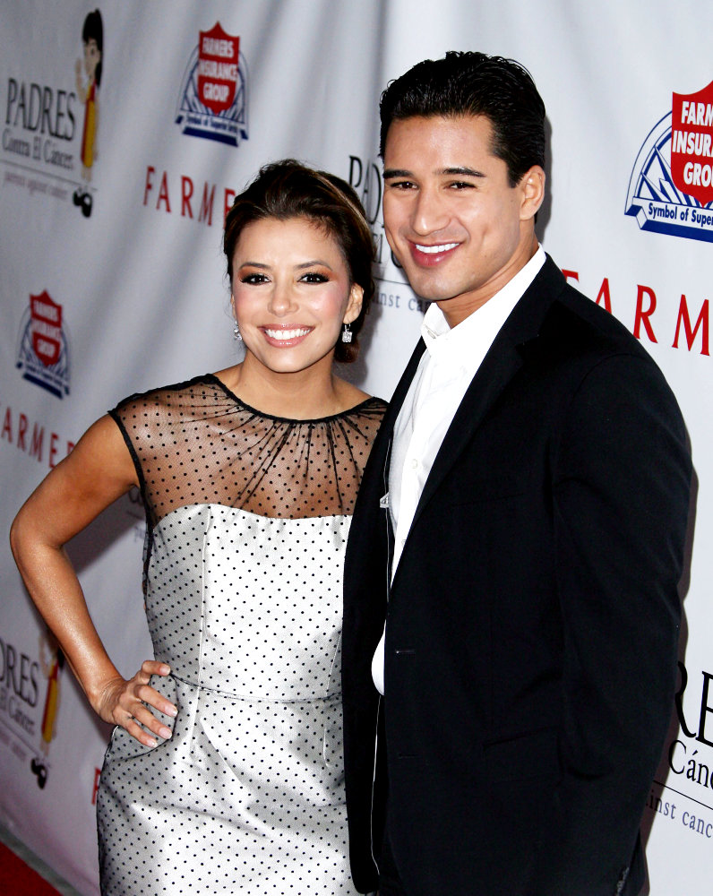 Eva Longoria Mario Lopez Will Co Host Nclr Alma Awards