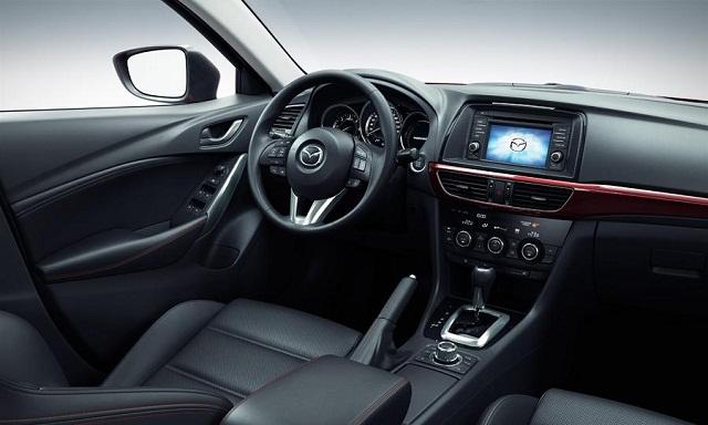 Mazda Incorporates The Future With HD Radio Technology  LATF USA
