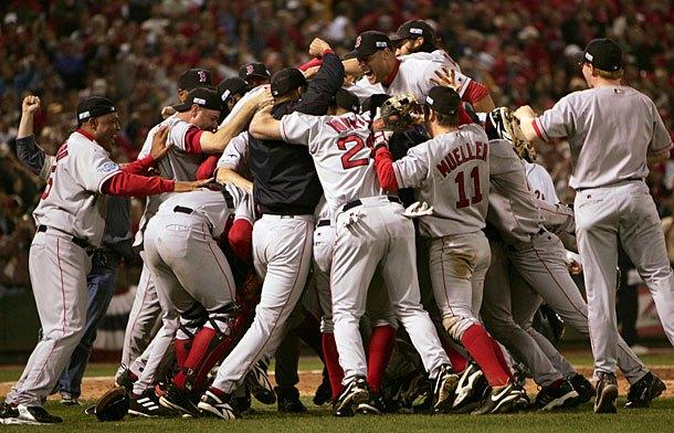 The Champions: Red Sox Win 2013 World Series   LATF USA