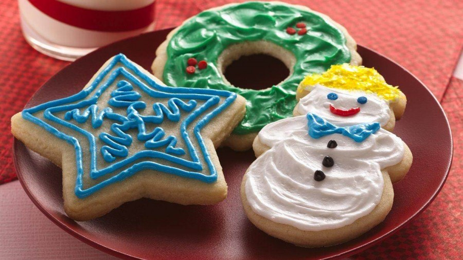 its time to get baking before your friends and family arrive check out these great recipes from betty crocker - Betty Crocker Christmas Cookie Recipes