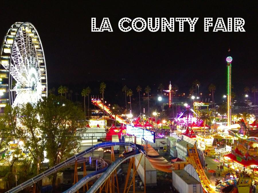 La county fair dates in Sydney
