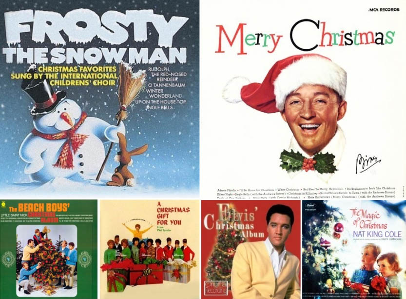the best christmas albums latf usa - Best Christmas Albums Of All Time