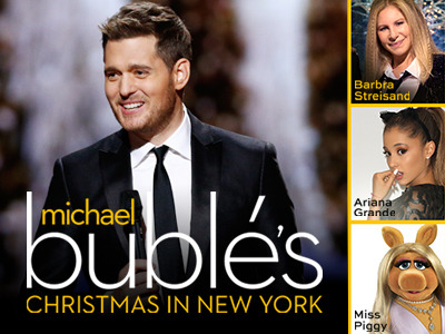 Michael Buble's Christmas In New York On NBC Tonight | LATF USA