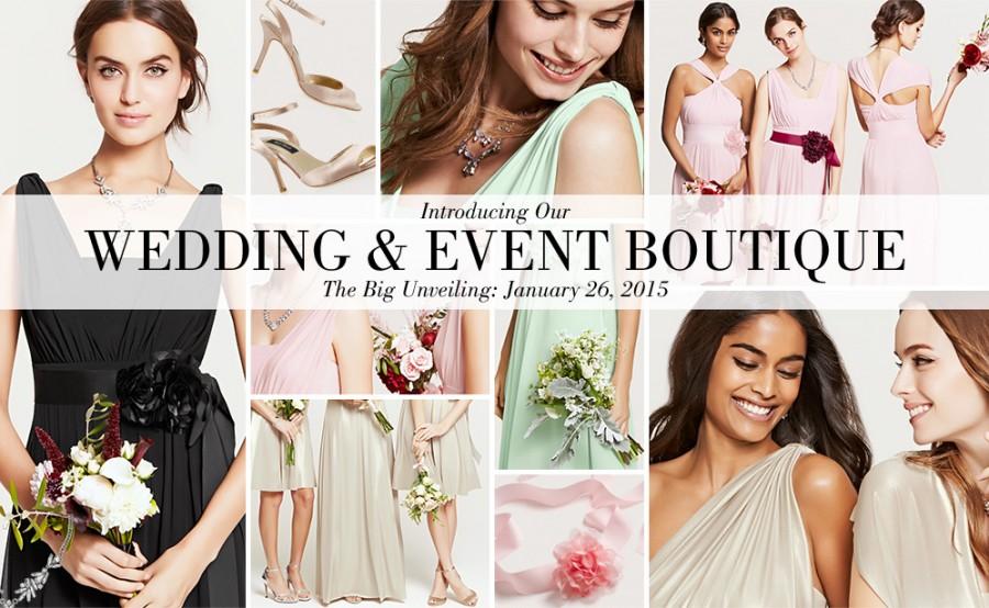 White House Black Market Unveils Wedding Collection Latf Usa