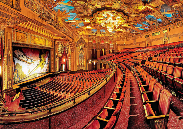 Theatre Spotlight Hollywood Pantages Celebrates 85 Years