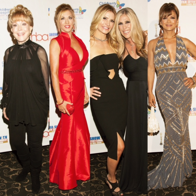 Hollywood Beauty Awards, Barbara Eden, Nia Peeples, Lisa Stanley, Carl
