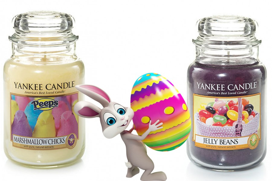 Yankee Candle Easter Scents