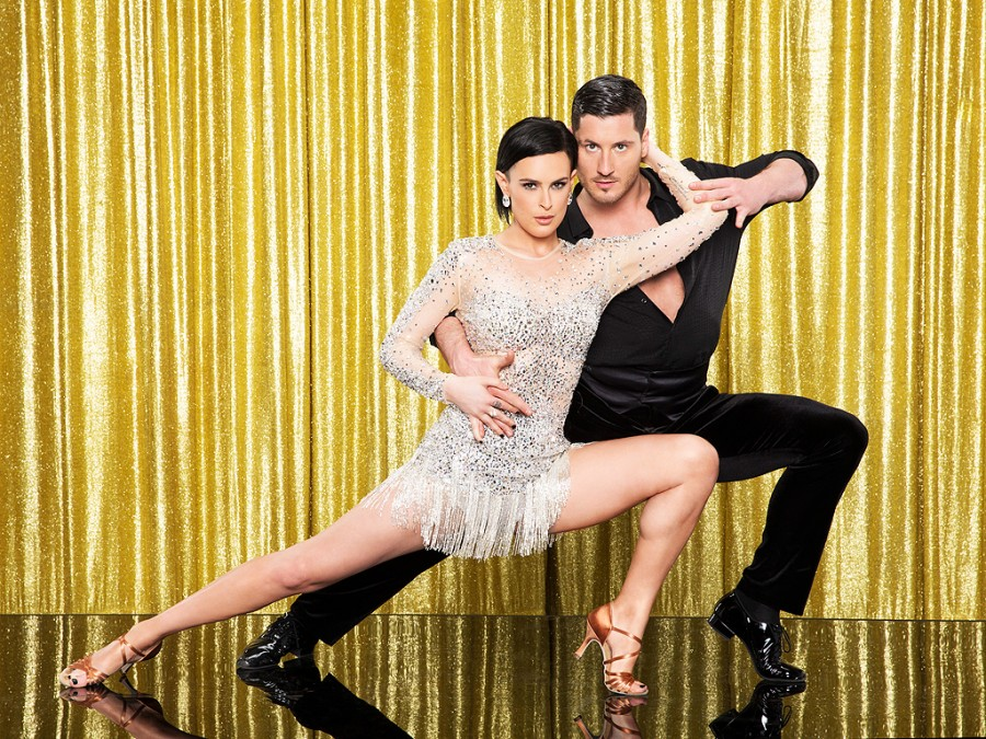 Dancing with the stars LIVE - Rumer Willis