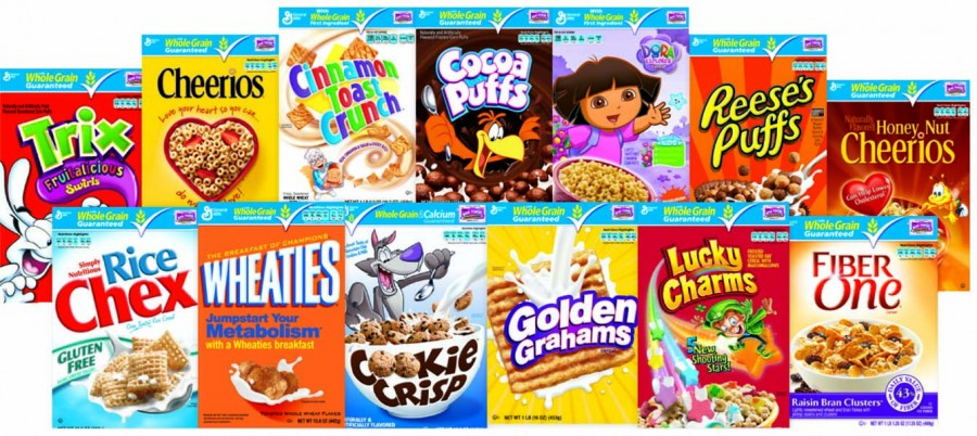 According to gm more than 60 percent of general mills cereals like