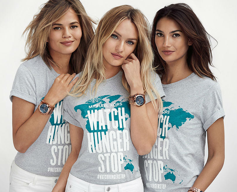 World Hunger Day with Michael Kors