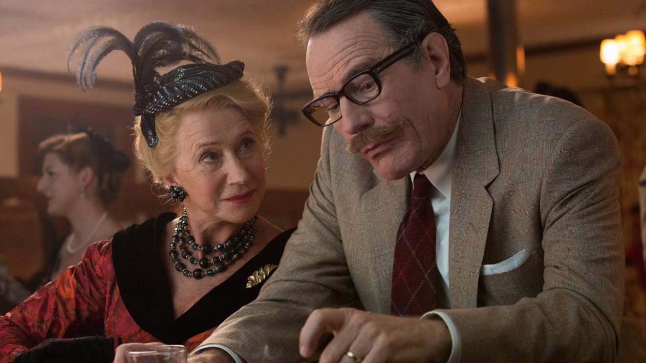 """Trumbo"" movie review by Lucas Mirabella - LATF"