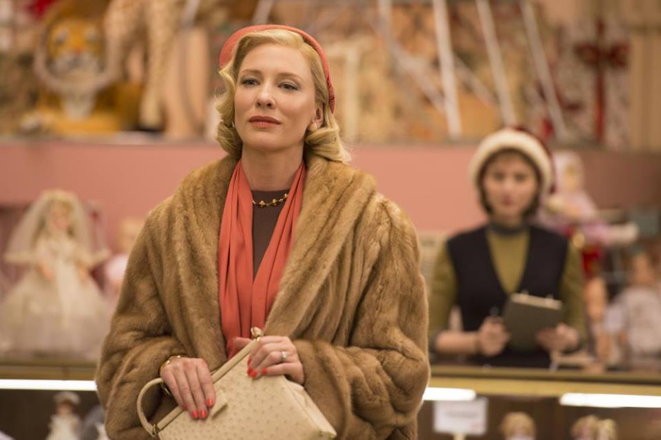 'Carol' movie review by Lucas Mirabella - LATF
