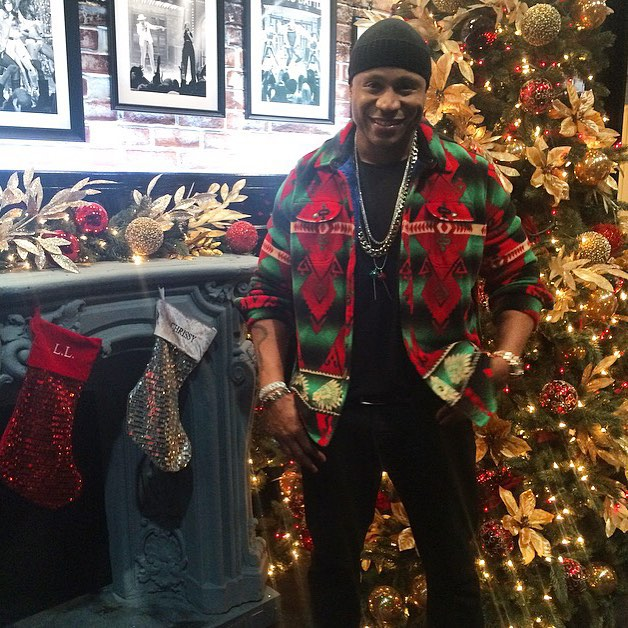 LL Cool J Home For The Holidays