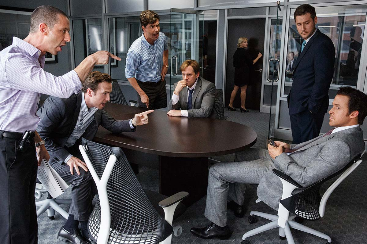 'The Big Short' movie review by Lucas Mirabella - LATF USA
