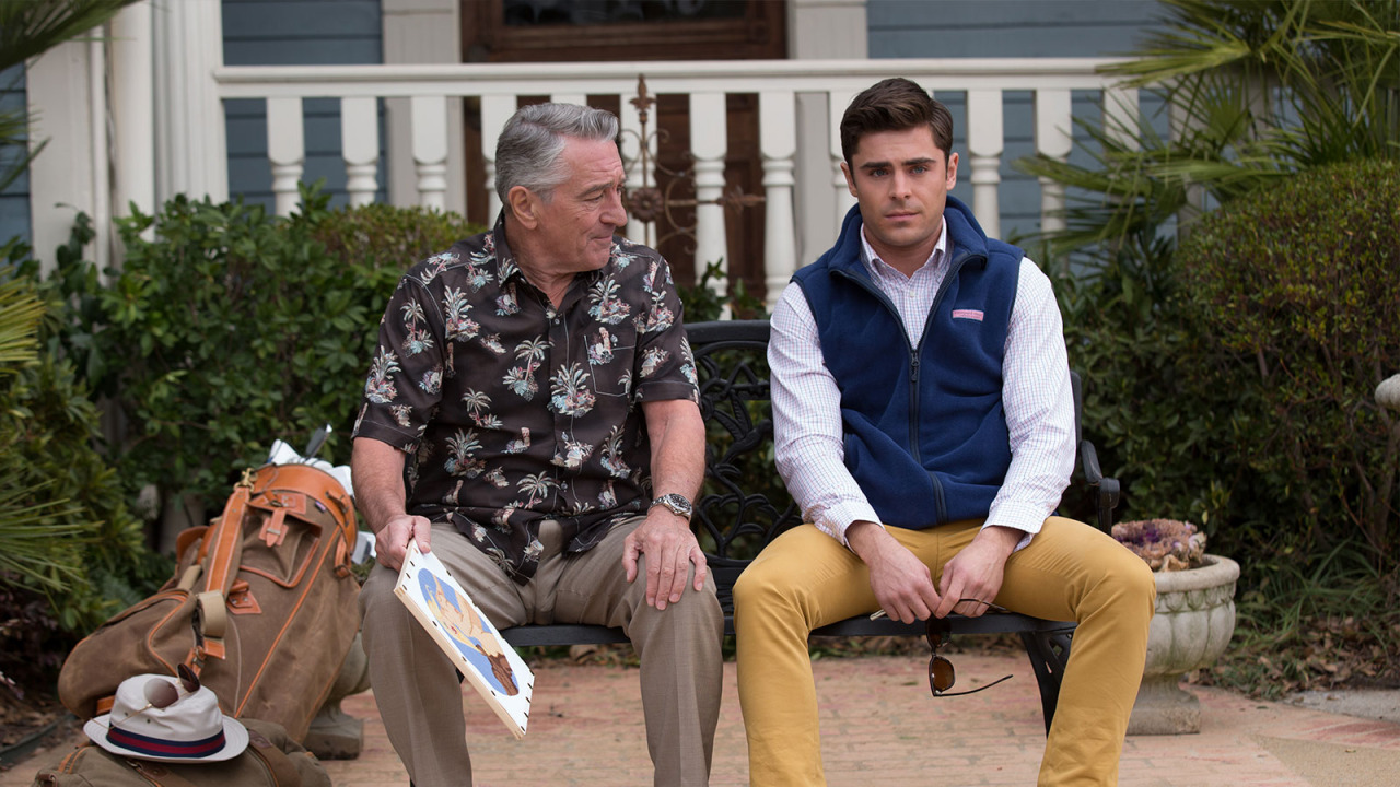 'Dirty Grandpa' movie review by Lucas Mirabella - LATF USA