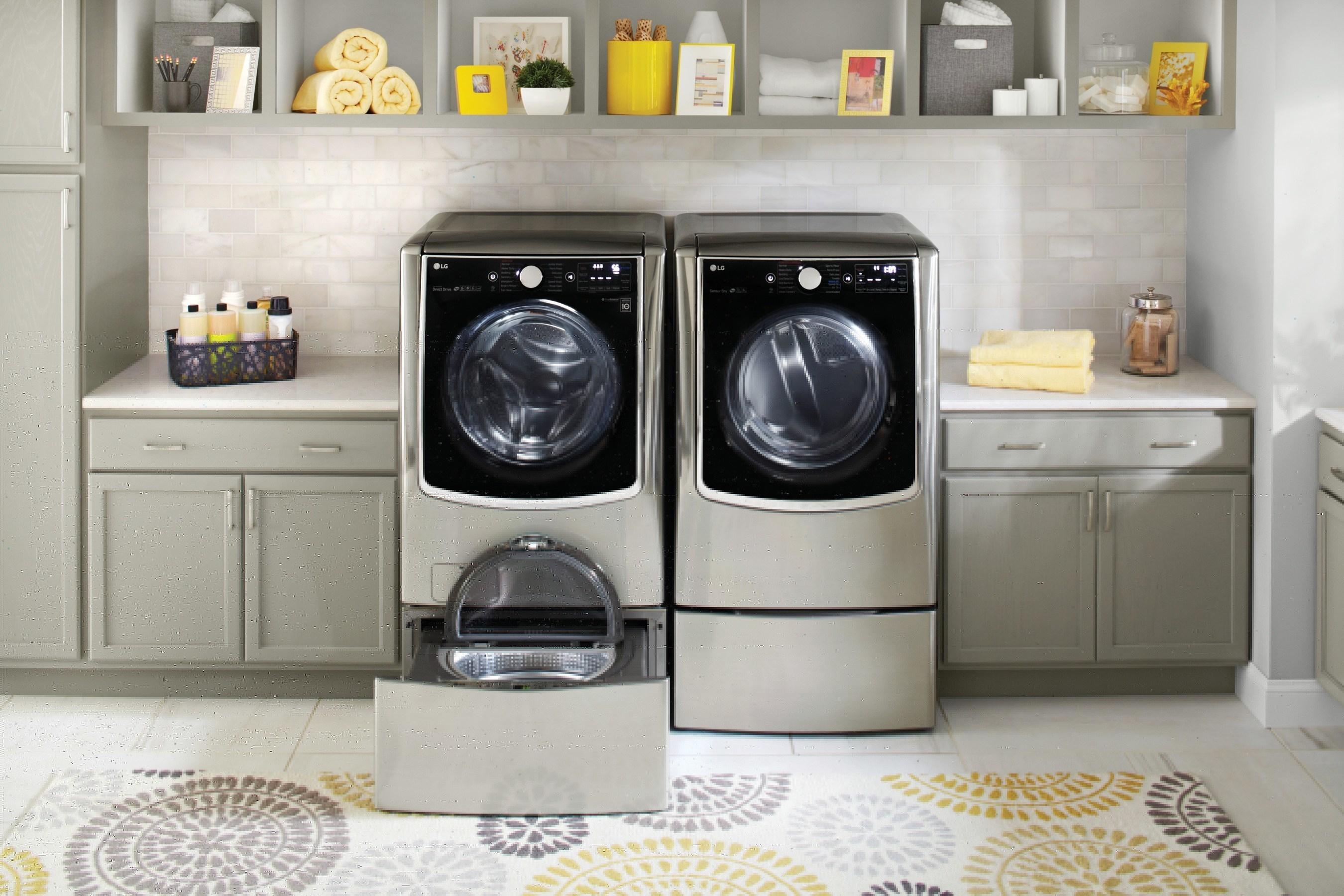Lg S Twin Washing Machine Is Turning Heads Latf Usa
