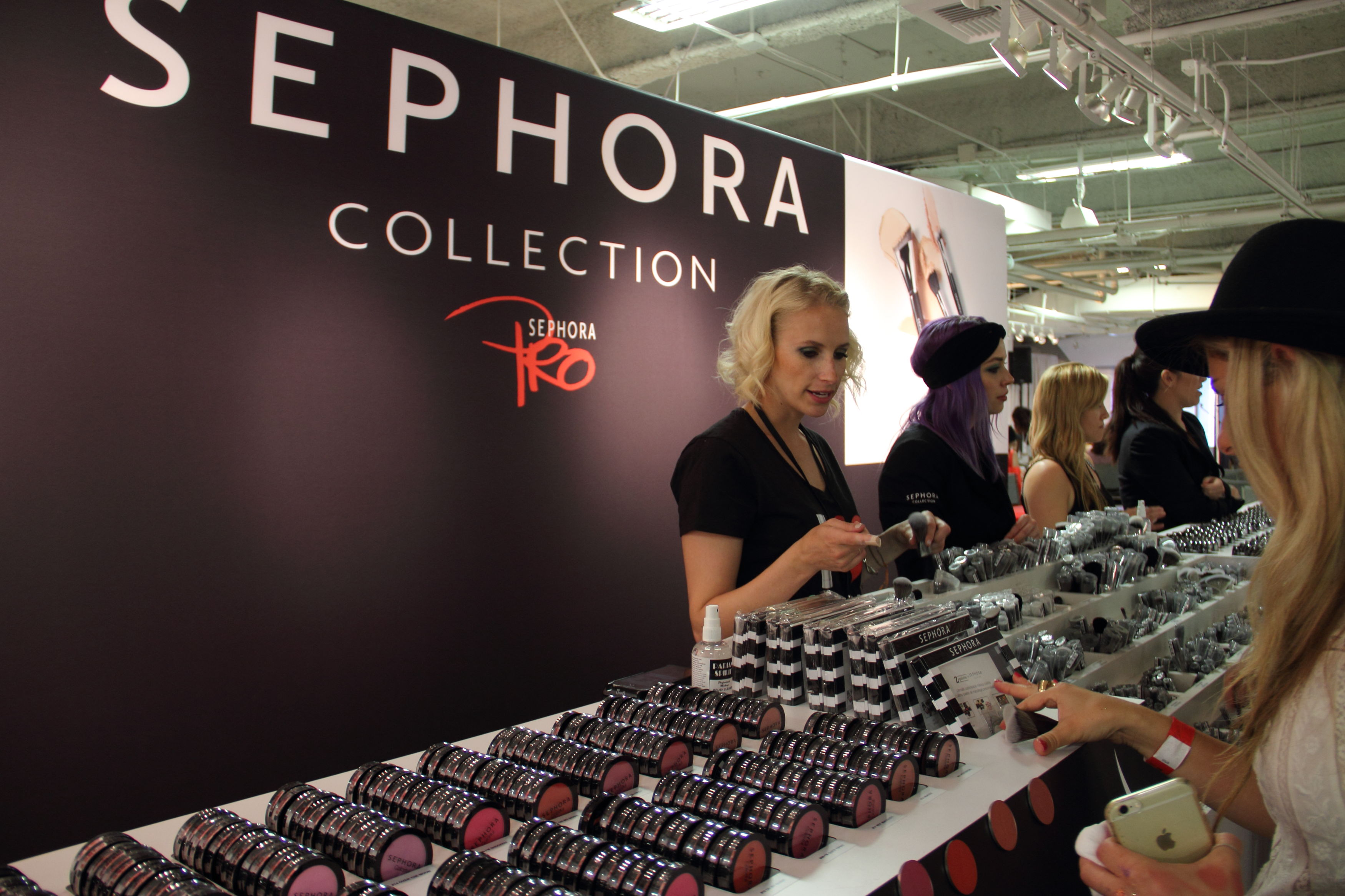 The Makeup Show Los Angeles 2016 - LATF USA