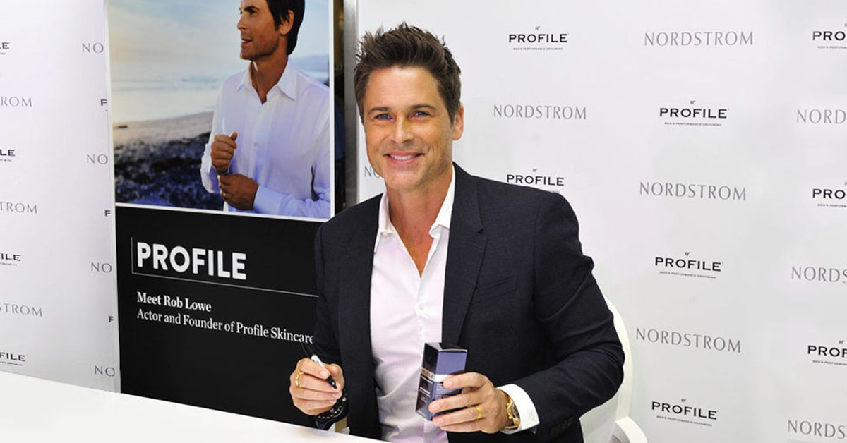 Rob Lowe - Profile