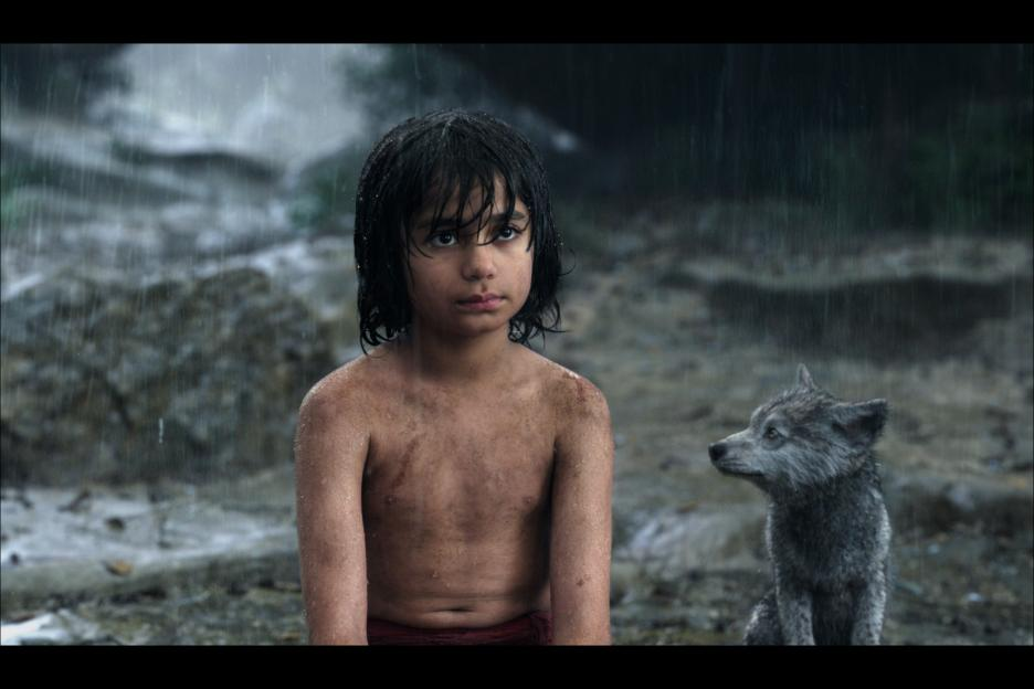 'The Jungle Book' movie review by Lucas Mirabella - LATF USA