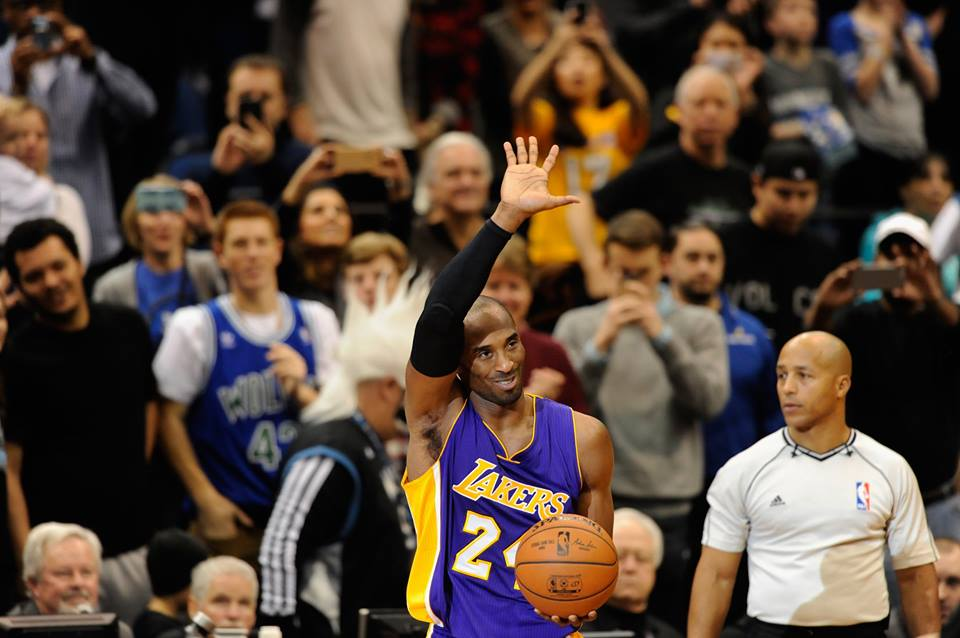 Kobe Bryant the legend lives on the story - by Otis Stokes