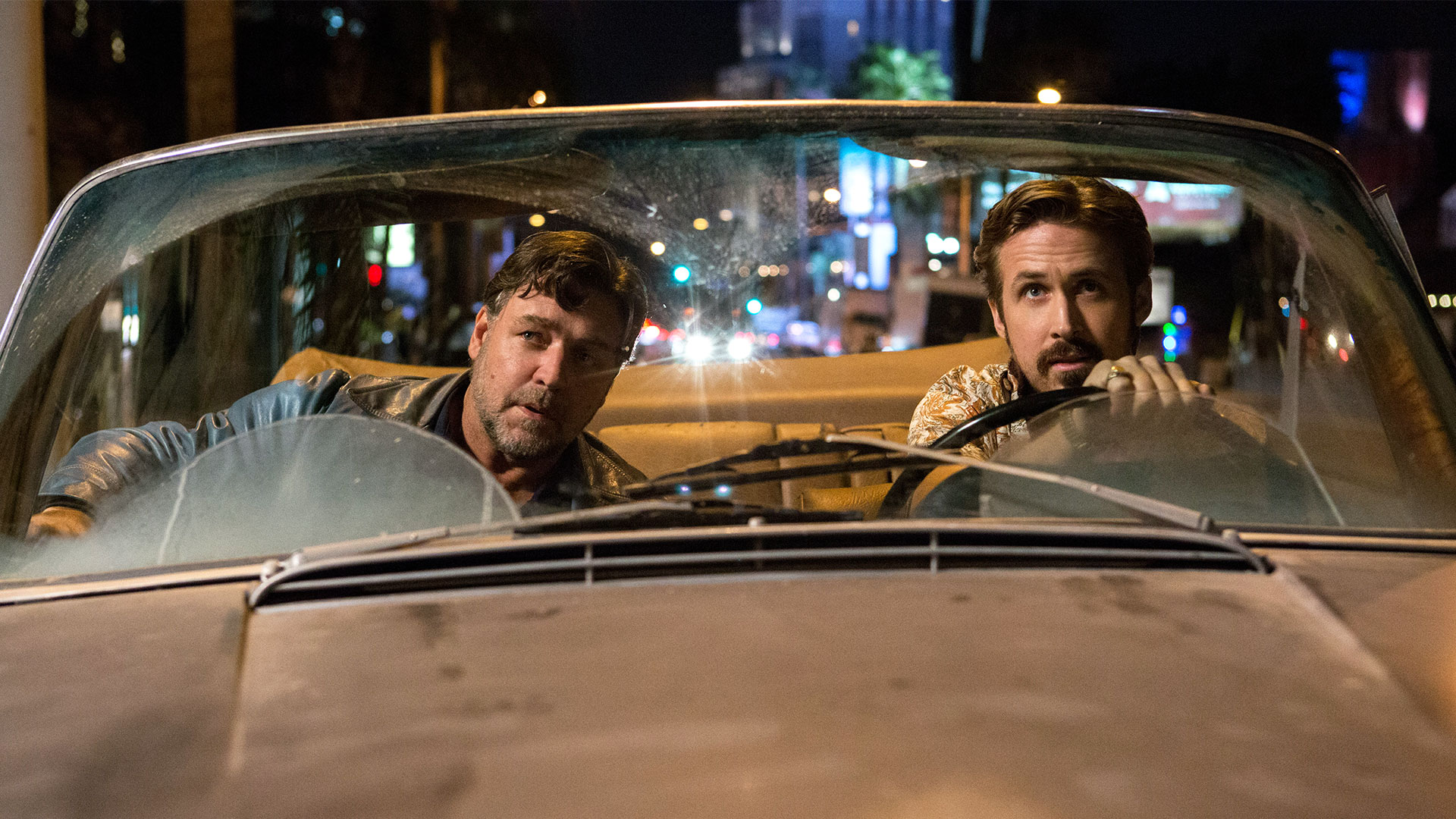 """The Nice Guys"" movie review by Lucas Mirabella"
