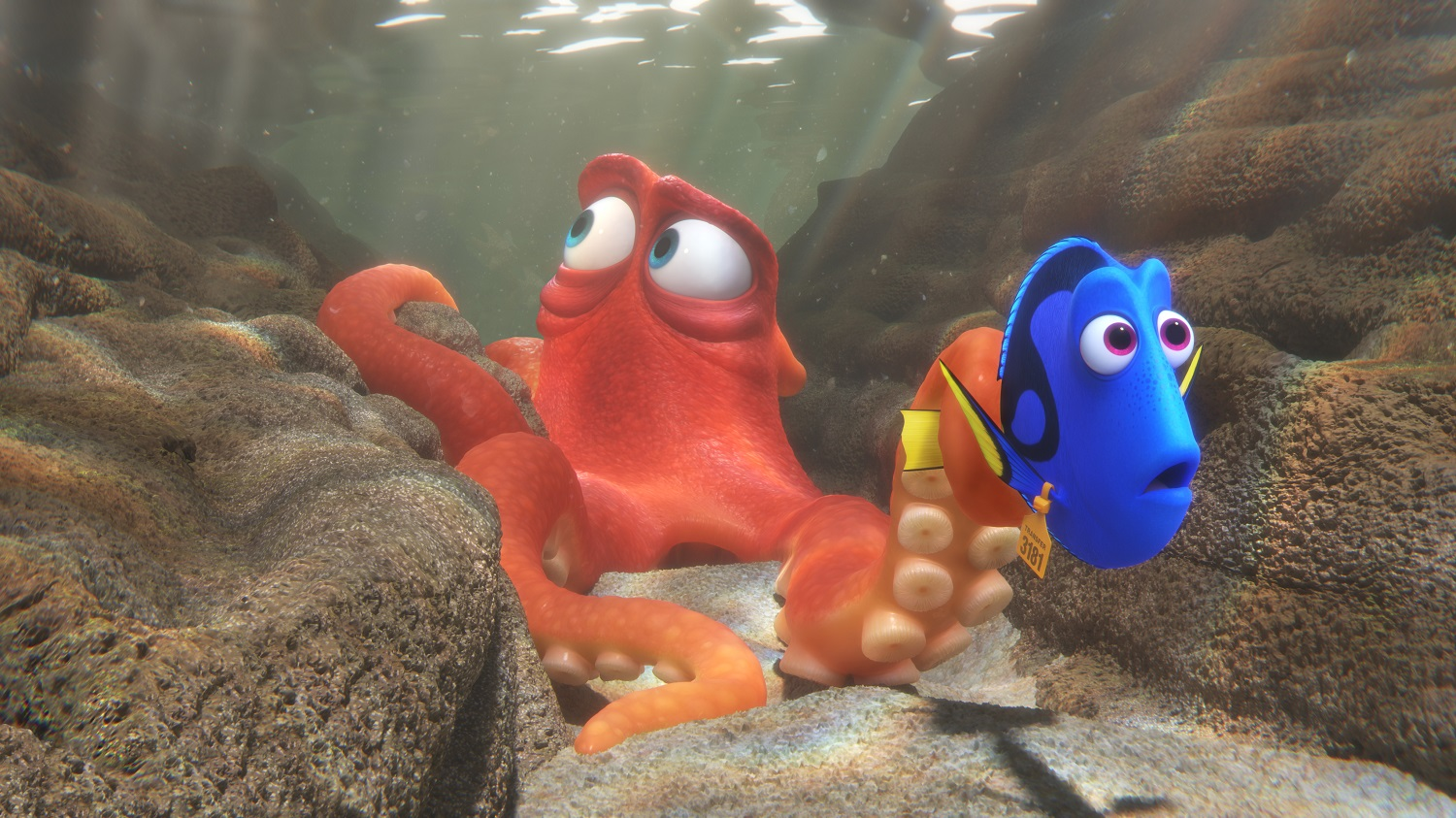 'Finding Dory,' movie review, by, Pamela Price