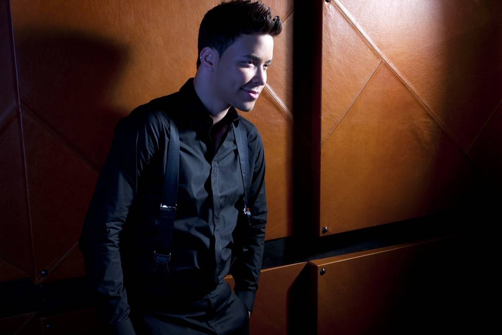 Prince Royce, LATF USA interview, Janet Nguyen