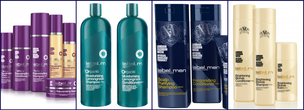 label.m haircare interview with Sheree funsch, Dan Funsch