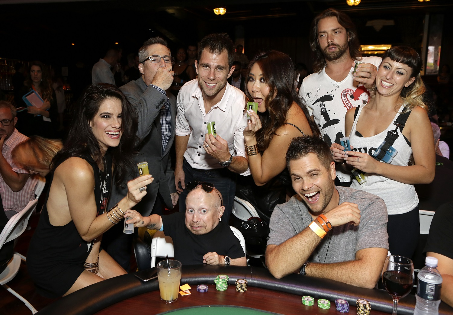 Lupus LA celebrity Poker Tournament