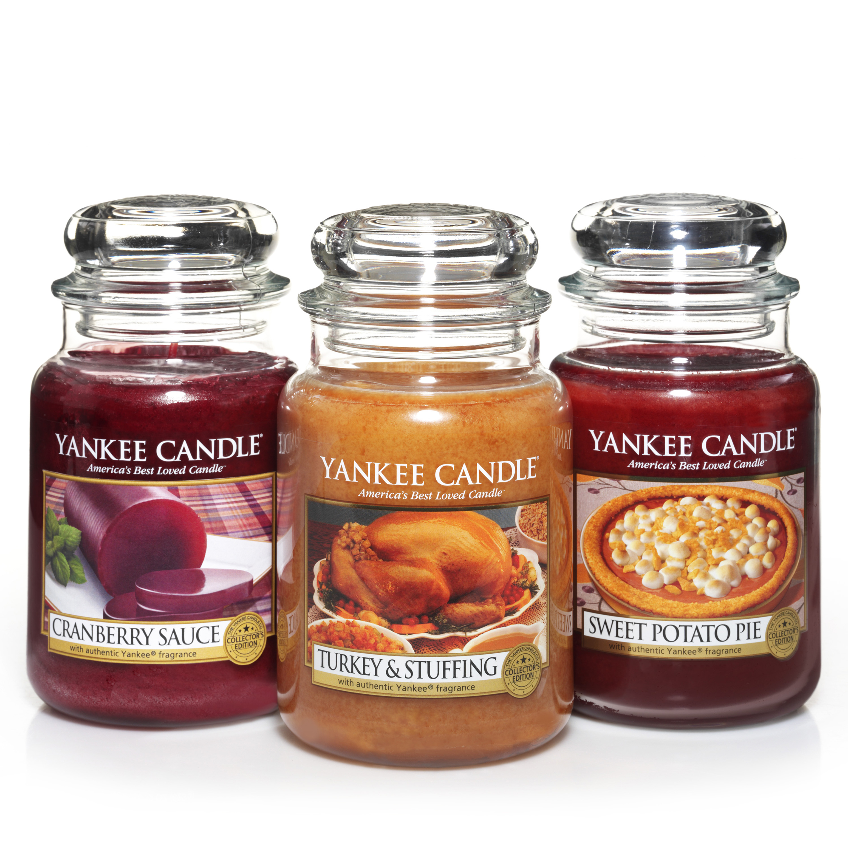 Yankee Candle Launches Thanksgiving Dinner Collection To ...