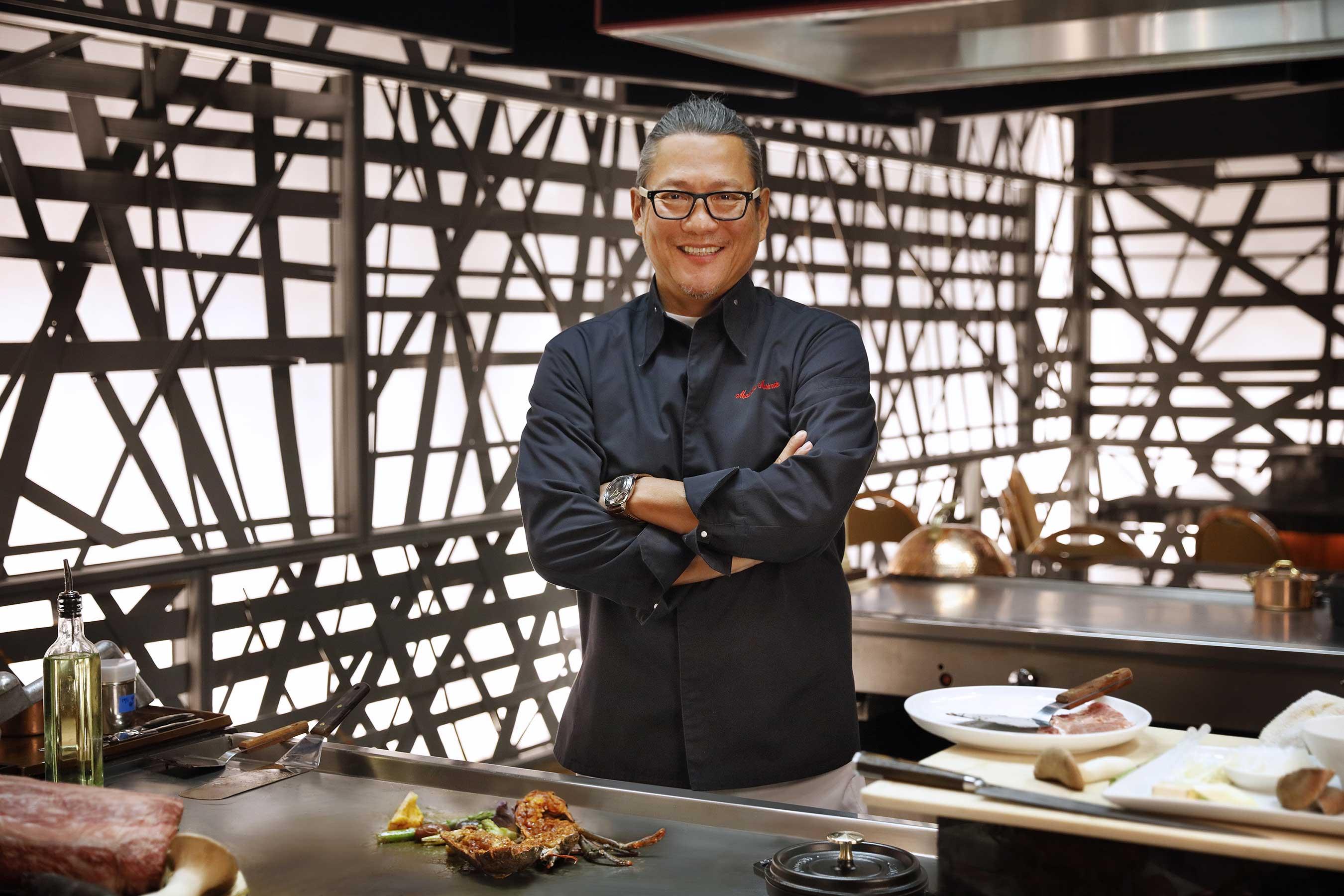 Food Network Star Chef Morimoto Opens Las Vegas Restaurant