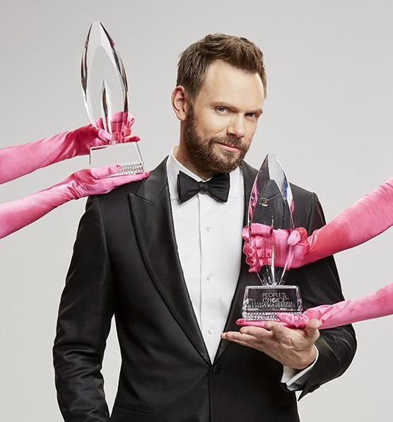 Joel McHale People's Choice Awards