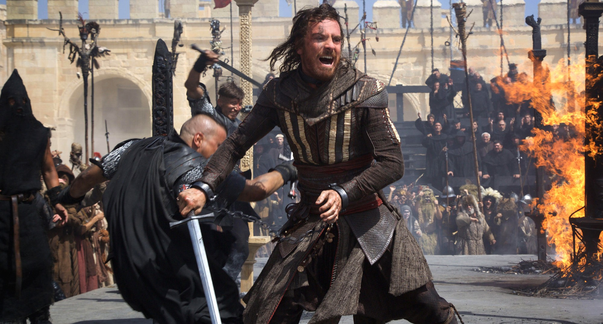 'Assassins Creed' movie review by Lucas Mirabella