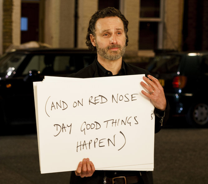 Red Nose Day Love Actually 2 Cast