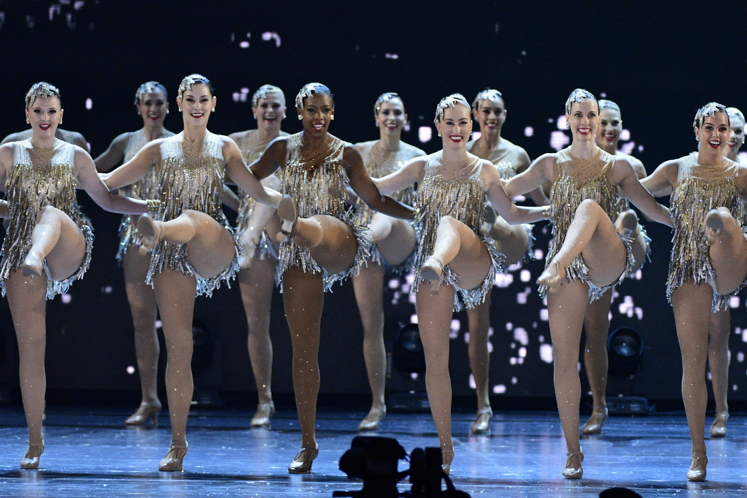 rockettes, kevin spacey, tony awards, pamela price