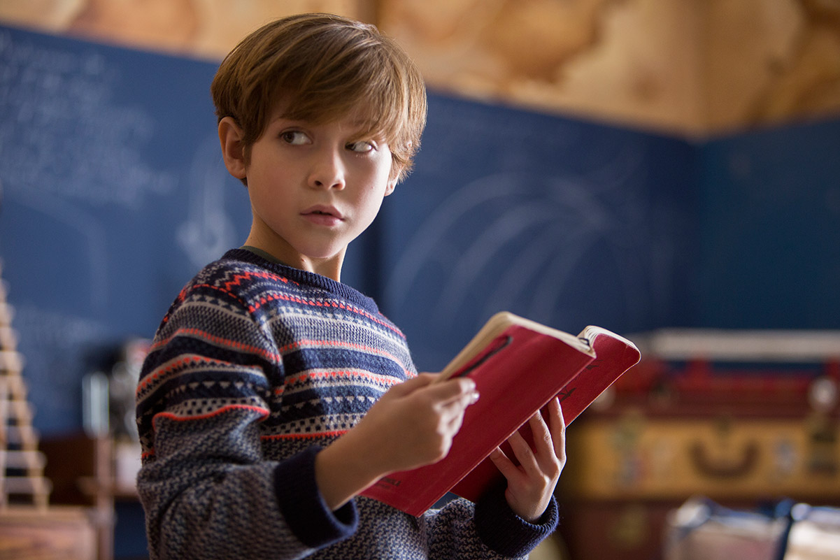 Jacob Tremblay as Peter Carpenter
