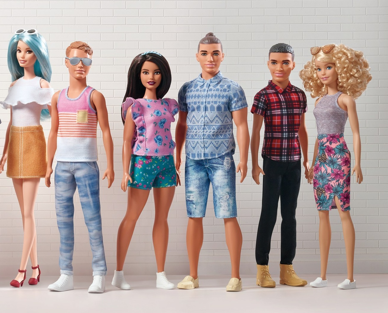 Barbie, fashionista line