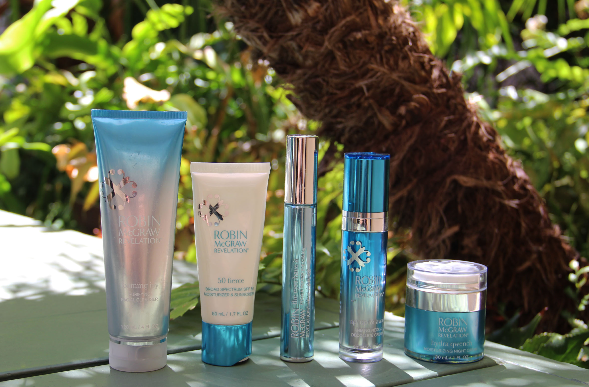 Robin McGraw Beauty Products