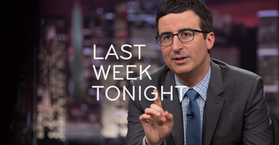 last week with john oliver ,hbo