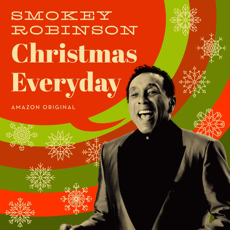Christmas Albums 2019.December 2017 Smokey Robinson