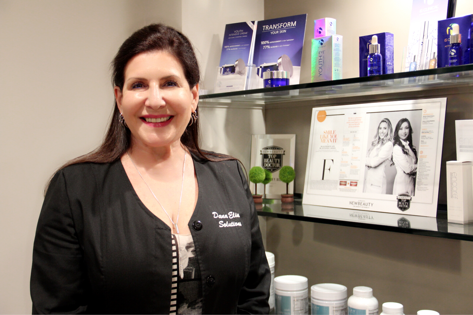 Electrolysis Hair Removal With Dana Elise Solutions | LATF USA