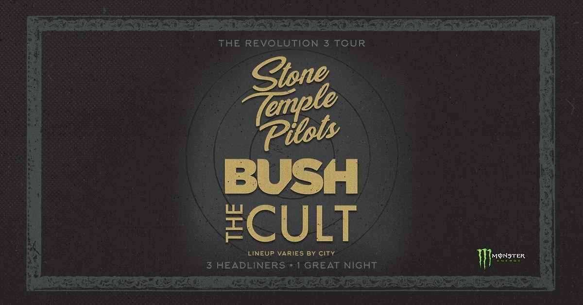 Stone Temple Pilots, bush