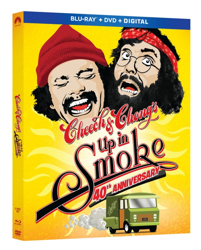 cheech and chong, up in smoke dvd