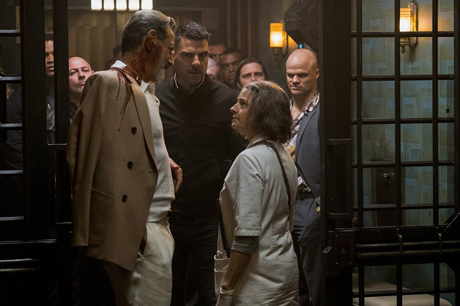 hotel artemis, movie review, lucas mirabella