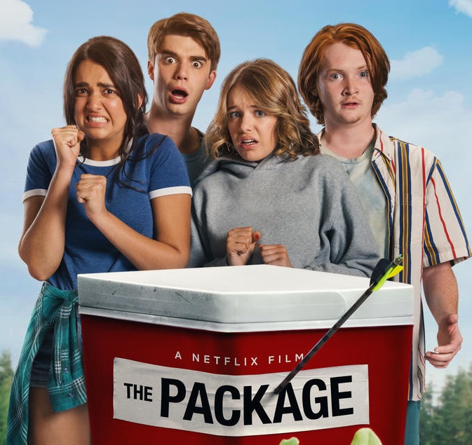 the package, netflix